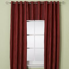 Venice Window Curtain Panels - BedBathandBeyond.com