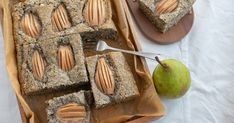 Homemade Sweets, Pear, Fruit, Food, Basket, Essen, Meals, Yemek, Eten