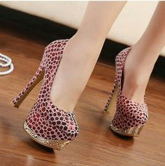 Trendy High Heels For Ladies : Picture DescriptionHigh Heels