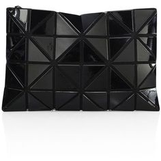 7f18bac3f882 Bao Bao Issey Miyake Lucent Basic Pouch ( 250) ❤ liked on Polyvore  featuring bags