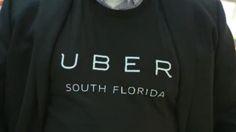uber driver vs police
