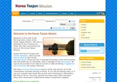 An alumni site for the Korea Taejon LDS Mission.