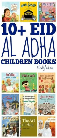I conducted an Arabic public library story time for hajj (plus Eid Al Adha) and wanted to share the children books I took with me to share with the kids. Books For Boys, Children Books, My Books, What Is Eid, Journey To Mecca, Muslim Culture, Ramadan Crafts, Eid Al Adha, Mentor Texts