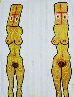 Bildtitel Paintings I Love, Africa, Gallery, Roof Rack