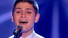 Jake Shakeshaft performs 'Thinking Out Loud' - The Voice UK 2015: Blind ...