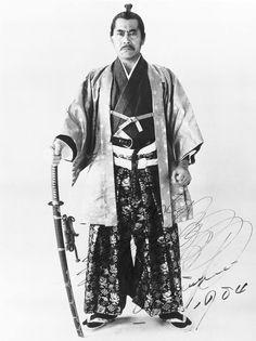 TOSHIRO MIFUNE......IN SHOGUN TORANAGA........1980.......PARTAGE OF JAPAN SPECIALIST..........ON FACEBOOK...........