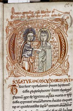 Eberbach OCist manuscript saec. XII