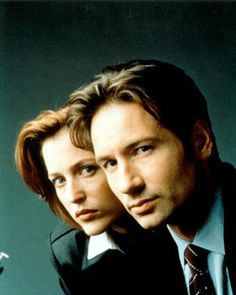X-Files, one of my favourite TV show's from the 90's