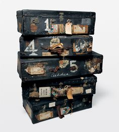 Suitcases like the numbers