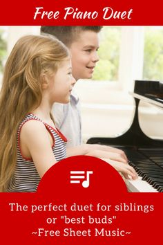 "If You Teach Siblings (Or Best Buds) Try Out This Duet And These 4 Strategies For ""Playing In Pairs"" 