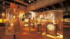 Swiss precision at the International Clock Museum in La Chaux-de-Fonds