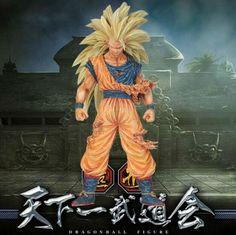 SS3 Goku Action Figure