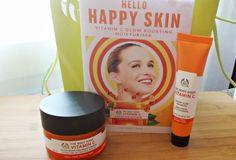 The Body Shop - Green Tea & Vitamin C Happy Skin