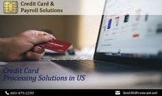 Credit Card Processing Solutions in US