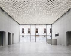 Gallery of Fine Arts Museum / Barozzi Veiga - 4