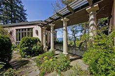 An authentic Monticeto style villa in #Seattle #Washington