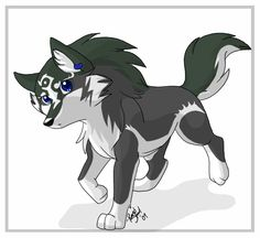 Wolf Link adorable