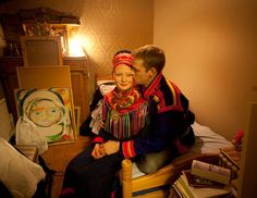 Photographer Erika Larsen traveled to Scandinavia to document the lives of the Sami people. The Sami's spread across northern Norway, Sweden, Finland and Russia. Sami's are best known for their. Norway Sweden Finland, Meet Friends, Lappland, Samara, Traditional Outfits, National Geographic, Photo Galleries, History, People