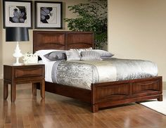 Madden Queen Headboard by CORT Furniture Rental