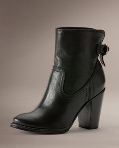 LARA SHORT SLOUCH - Women_Boots_Tailored - The Frye Company