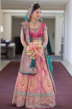 Lehenga Makeovers - Getting a New Look with your Wedding Lehenga | Mine Forever