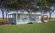 Camping Village del 'Geco', Jesolo e Marina Julia, si preparano ad ospitare le meteo-home: mobil home di ultima generazione, dotate di ogni comfort, autonome dal punto di vista energetico e complete di tecnologie per la previsione meteorologica certificata