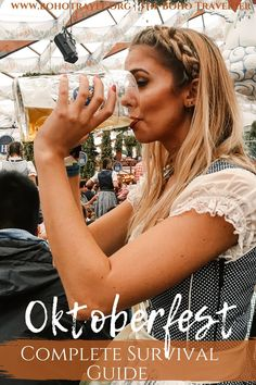 Oktoberfest Outfit, Oktoberfest Party, Festivals Around The World, Europe Travel Guide, Travel Guides, Amazing Destinations, Europe Destinations, Culture Travel, Travel