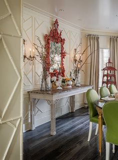 Portfolio - Larry Hooke Interior Design - Dering Hall