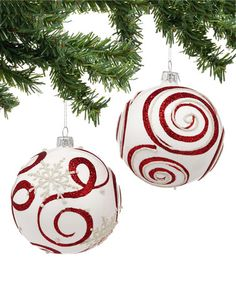 Another great find on #zulily! Swirly Ball Ornament Set by Peppermint Forest #zulilyfinds
