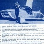 "Richard Arbib's 1956 ""Astra-Gnome: Time and Space Car"" – The Future is Now - forgottenfiberglass.com"