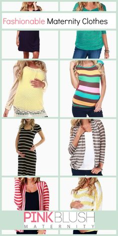 Maternity clothes shopping You will need these in the future.