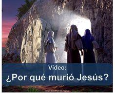 La muerte de Jesús tenía un propósito que puede ser beneficioso para usted y su familia! Descubre cómo con este video. https://www.jw.org/es/publicaciones/libros/buenas-noticias-de-parte-de-dios/qui%C3%A9n-es-jesucristo/por-que-murio-jesus/ (Jesus' death had a purpose that can be beneficial for you and your family! Find out how by watching this video.)