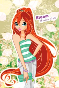 Bloom Spring Outfit by *alamisterra on deviantART