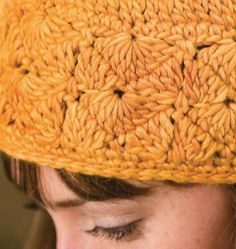 Get tips on how to crochet beanie designs with colorwork, in the round, and more.