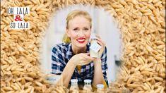 Protein Lebensmitteltest mit H2O2 * Hafersahne Rezept * Laktosefrei * Zero Waste  Minimalismus * DIY - YouTube Adobe Premiere Pro, H2o2, Mayonnaise, Teeth, Zero, Protein, Gluten, Vegan, Youtube