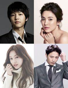 DRAMA KOREA 2015 - Descendants of the Sun DETAIL DRAMA || http://tamurakdrama.blogspot.com/2015/04/drama-korea-2015-descendants-of-sun.html