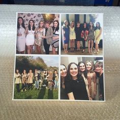 Prices start at £4.99 for a photo montage