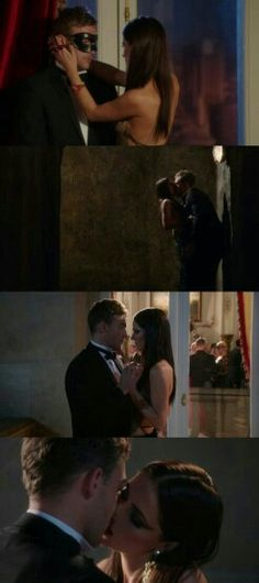 """#TheRoyals 1x05 """"Unmask Her Beauty to the Moon"""" - Eleanor and Jasper"""