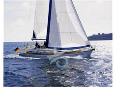Bavaria 44 ocean del 2001   barca usata in vendita  13.60 mt x 4.25 mt, 1 x 55 HP   #Bavaria #BarcheUsate #Sail #Vela #Bavaria44 #Ocean