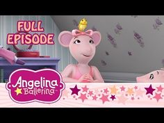 ♫ 🐦 Angelina Ballerina ♫ 🐦 Angelina, The Pet Sitter (FULL EPISODE) - YouTube Angelina Ballerina, Today Episode, 2 Movie, New Teachers, Full Episodes, More Fun, Make It Yourself, Pets, Youtube
