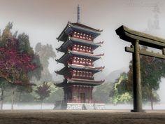 templos japoneses - Pesquisa Google