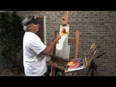 Free Art Lesson - Mike Rooney - Greying Out Color PT1