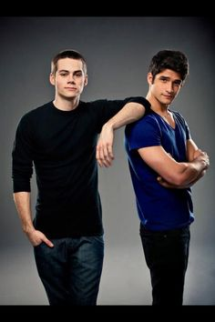 2 reasons I LOVE Teen Wolf.
