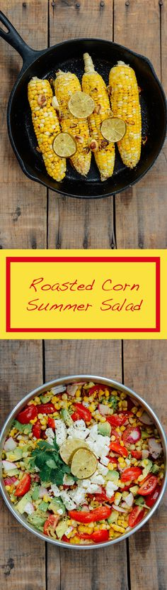 Roasted Corn Summer