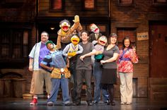Avenue Q (with Louis Pardo and Caitlin Humphreys) ★★★★ Theatre Shows, Theatre Nerds, Musical Theatre, Broadway Costumes, Cool Costumes, Little Shop Of Horrors, School Of Rock, Dear Evan Hansen, Mean Girls