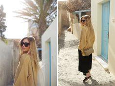 Isabella Thordsen -  - Casual golden look