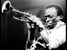 It's the kind of affirmation that gets you going, to keep going, while just being therein—one's own space.  Bye Bye Blackbird- Miles Davis