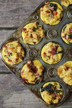 5 new things to do with biscuit dough food network muffin cups ham and egg muffin cups foodie with family forumfinder Choice Image