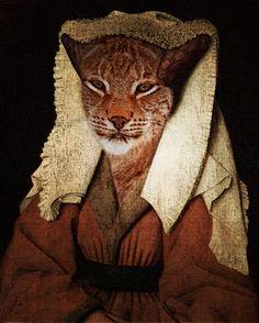 Animal Renaissance 4 - Worth1000 Contests.   Margarete
