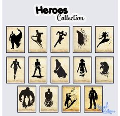 Miguel Creations TS4: Heroes Collection